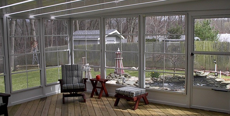 10x10 Sunroom, only $7,500.